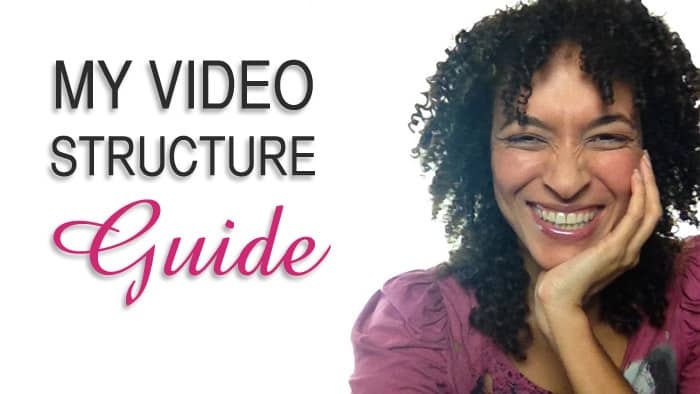 My Video Structure Guide
