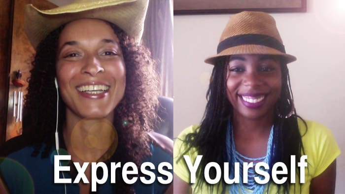 Express Yourself Series: Your Power Alter Ego with Jennifer Covington
