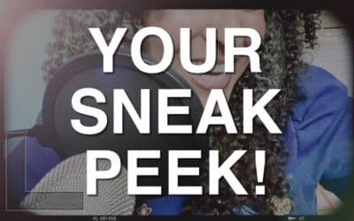 Express Yourself Podcast Sneak Peek!